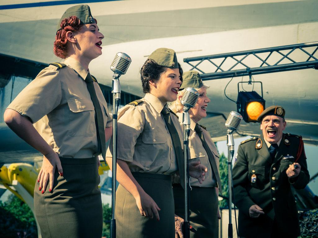 Sgt. Wilsons Armyshow 2015