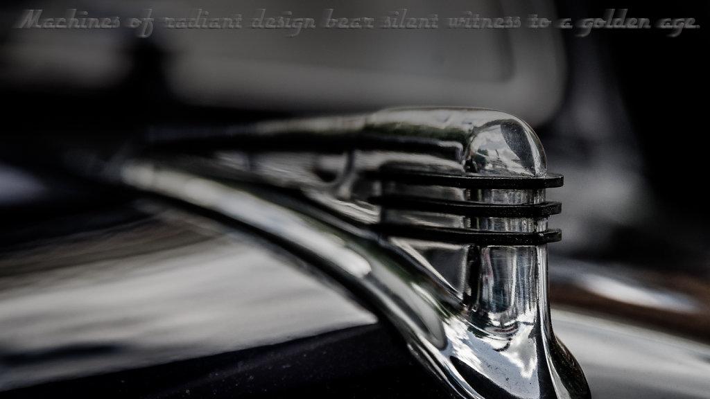 Machines of radiant design