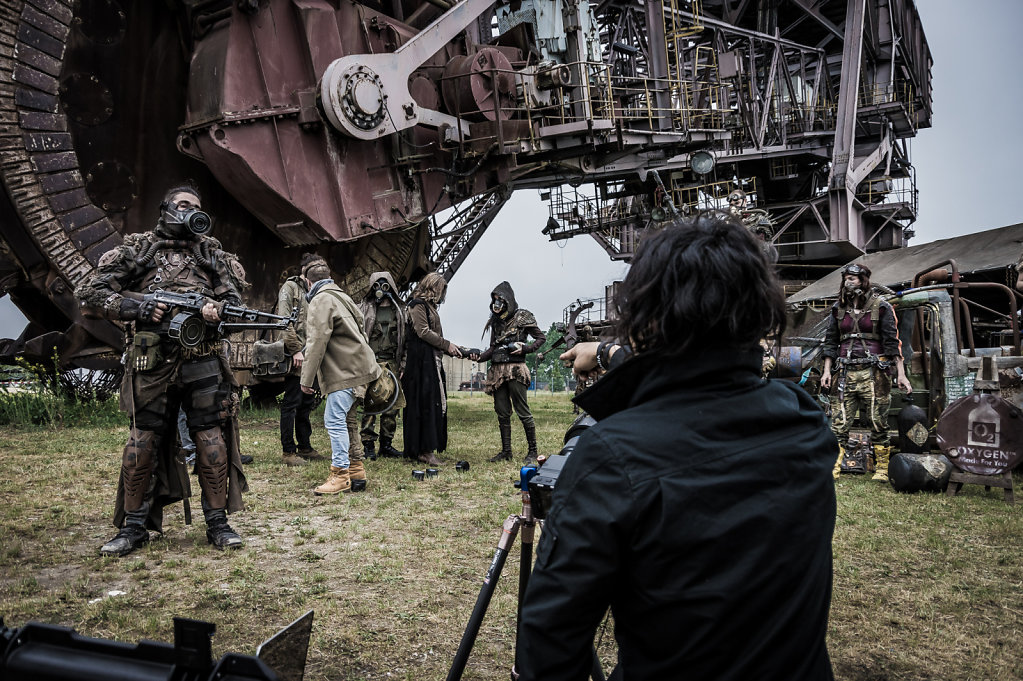 Directing the Warriors